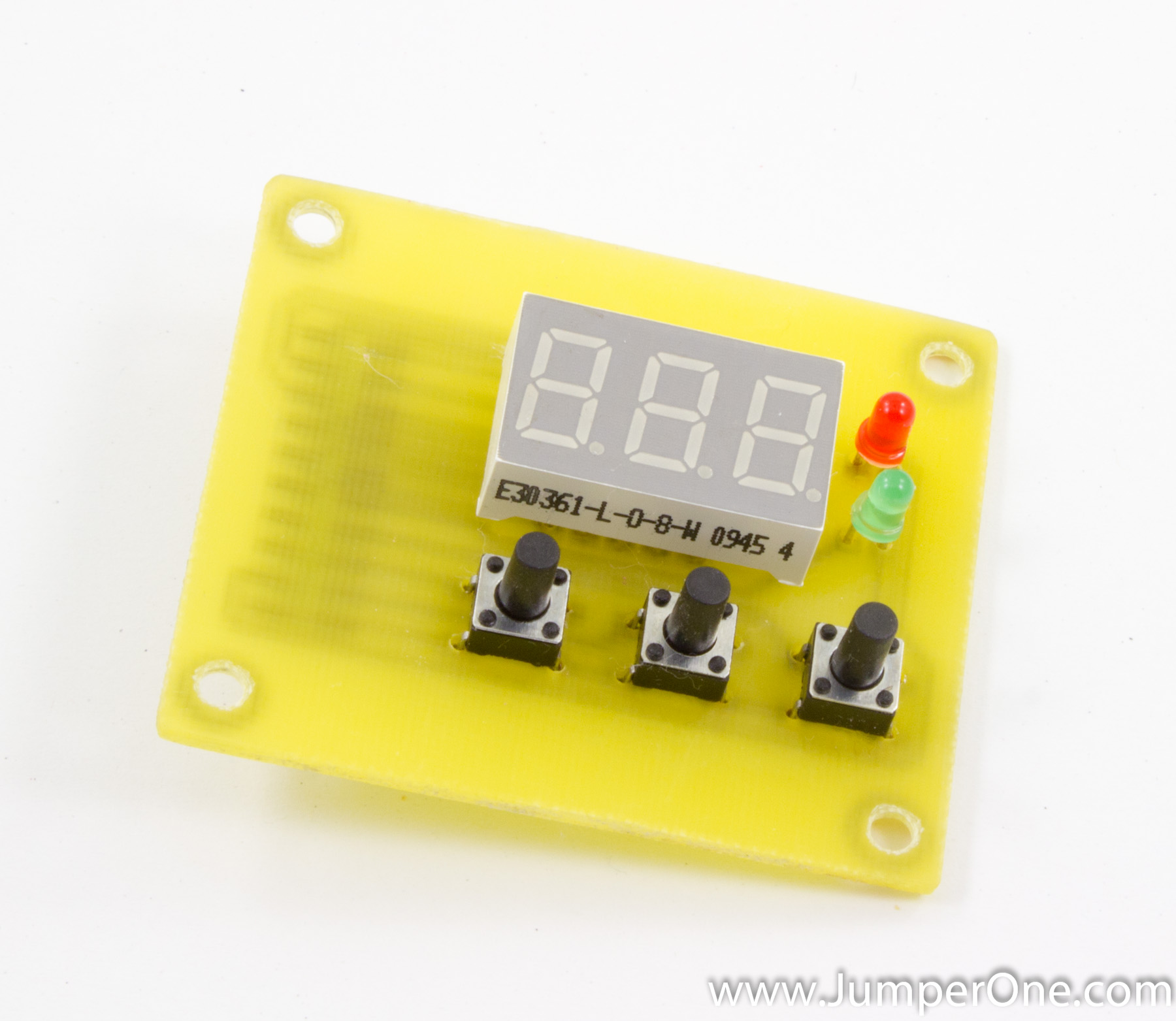 Attiny2313 Based Thermostat Project Part 2 Jumper One Delay Relay Timer Circuit Electronic Projects And