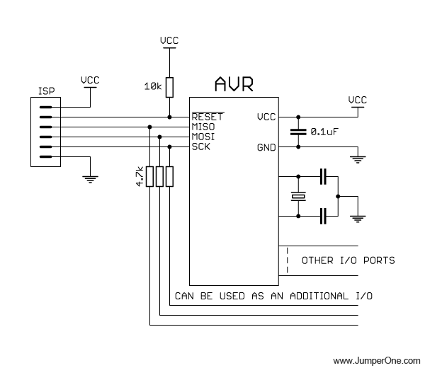 Using Microcontrollers Atmel Avr And Microchip Pic Jumper One