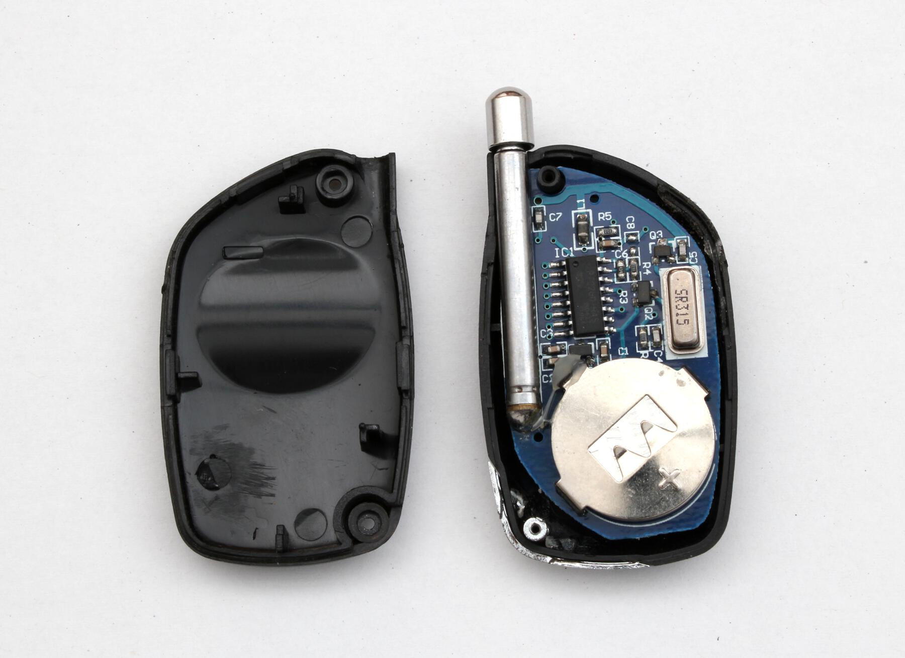 Why You Dont Want To Buy A Cheap Alarm Motorcycle Teardown Car Shock Sensor Wiring Diagram In