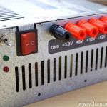 ATX Power Supply to Lab Bench Power Supply Conversion